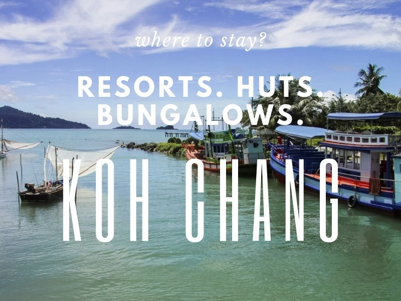 Book your Koh Chang holiday